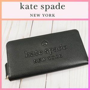 Kate Spade Sienne Logo Large Continental Wallet